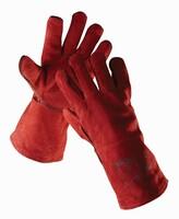 Pracovné rukavice SANDPIPER RED zváračské