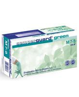Pracovné rukavice SEMPERGUARD GREEN po 10ks