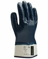 Pracovné rukavice SIDNEY máčané v nitrile