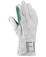 Pracovné rukavice SIMON MAX celokožené