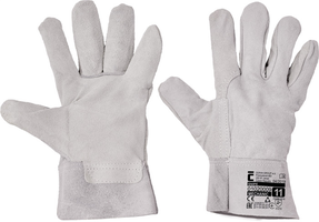 Pracovné rukavice SNIPE celokožené