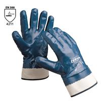 Pracovné rukavice SWIFT máčané v nitrile