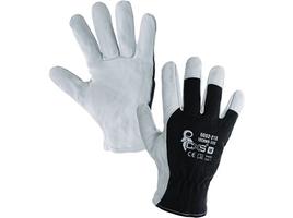 Pracovné rukavice TECHNIK ECO kombinované