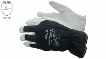 Rukavice M-GLOVE TECHNIK ECO (MECHANIK, TALE) kombinované č.8