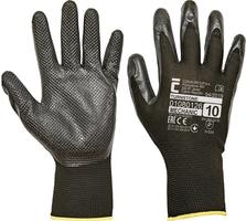 Pracovné rukavice TURNSTONE máčané v nitrile