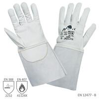Pracovné rukavice UNDULATA zváračské