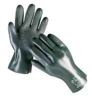 Pracovné rukavice UNIVERSAL AS 35cm máčané v PVC