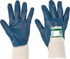 Pracovné rukavice URBICA FH máčané v nitrile