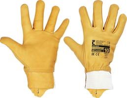 Pracovné rukavice VACHER celokožené