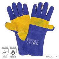 Pracovné rukavice W1/20 zváračské