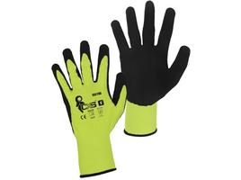 Pracovné rukavice WAYNA máčané s blistrom