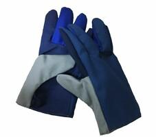 Pracovné rukavice ZIGO textilné keprové