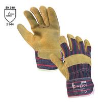 Pracovné rukavice ZORO kombinované