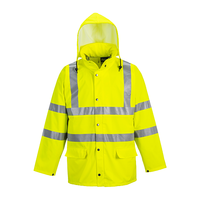 Reflexná bunda do dažďa S491 SEALTEX ULTRA Hi-Vis