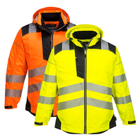 Reflexná bunda do dažďa T400 PW3 Hi-Vis