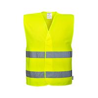 Reflexná vesta VISITOR C405 Hi-Vis