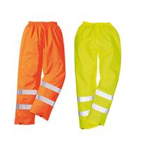 Reflexné nohavice do dažďa H441 190T Hi-Vis