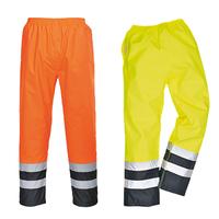 Reflexné nohavice do dažďa S486 300D Hi-Vis
