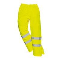 Reflexné nohavice do dažďa S487 300D Hi-Vis