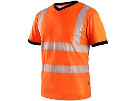 Reflexné tričko CXS RIPON Hi-Vis
