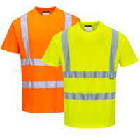 Reflexné tričko S170 Hi-Vis