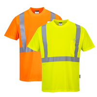 Reflexné tričko S190 Hi-Vis