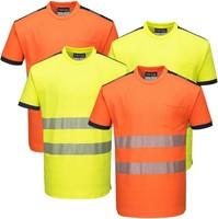 Reflexné tričko T181 Hi-Vis