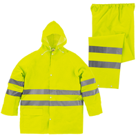 Reflexný oblek do dažďa 604V2 Hi-Vis