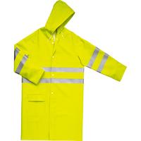 Reflexný plášť do dažďa 605V2 Hi-Vis