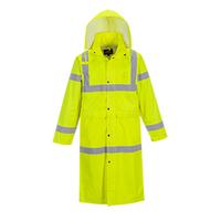 Reflexný plášť do dažďa H445 190T Hi-Vis