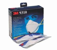 Respirátor skladací 3M 9310+ FFP1 bez ventilčeka (CR*)