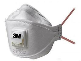 Respirátor skladací 3M 9332 FFP3 s ventilčekom