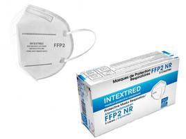 Respirátor skladací INTEXTRED 003 FFP2 bez ventilčeka (1ks)