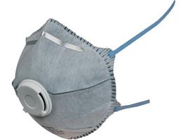 Respirátor tvarovaný SPIRO 2506-09 s aktívnym uhlíkom