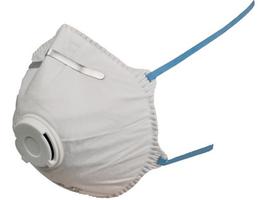 Respirátor tvarovaný SPIRO FFP2 s ventilčekom