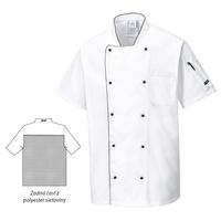 Rondon C676 kuchársky s krátkym rukávom