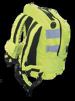 Ruksak B905 reflexný žltý