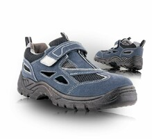 Sandále bezpečnostné AMSTERDAM S1