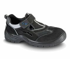 Sandále bezpečnostné AMSTERDAM S1 (nekovové)