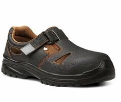 Sandále bezpečnostné BASIC OMEGA S1