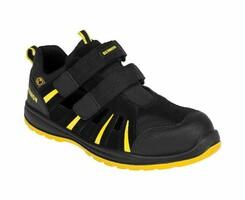 Sandále bezpečnostné BENNON RIBBON S1 ESD