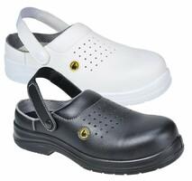 Sandále bezpečnostné CLOG FC03 SB ESD (nekovové)