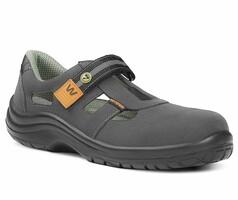 Sandále bezpečnostné ESD OMEGA LUX S1 (nekovové)