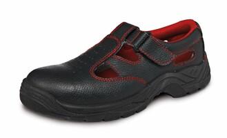 Sandále bezpečnostné FF BONN SC-01-001 S1