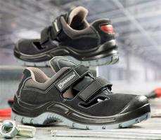 Sandále bezpečnostné GEARSAN ESD S1 (nekovové)