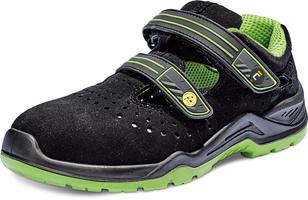 Sandále bezpečnostné HALWILL MF ESD S1P SRC