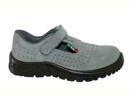 Sandále bezpečnostné LEWER 0290 NONMETALIC S1