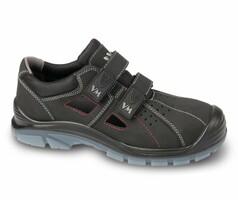 Sandále bezpečnostné LINCOLN S1P (nekovové)