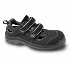 Sandále bezpečnostné LYON S1 ESD
