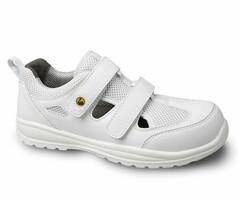 Sandále bezpečnostné MONTREAL S1 ESD (nekovové)